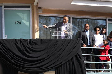 Jesse Jackson Memphis Marks 50th Anniversary Of Martin Luther King Jr's Assassination