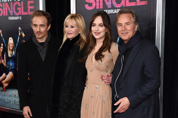 Jesse Johnson 'How To Be Single' New York Premiere