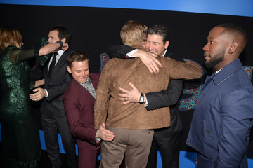 Jesse Plemons Premiere of New Line Cinema and Warner Bros. Pictures' 'Game Night' - Red Carpet