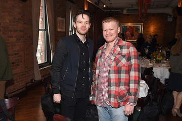 Jesse Plemons Jury Welcome Lunch - 2017 Tribeca Film Festival