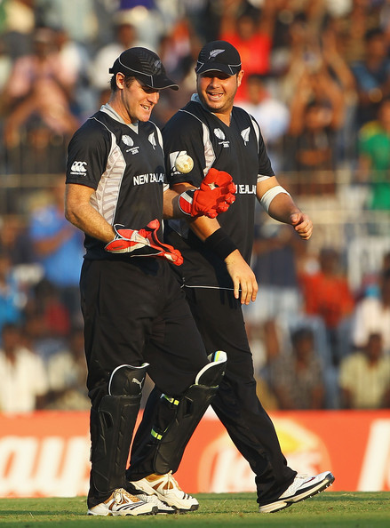 India v New Zealand - 2011 ICC World Cup Warm Up Game []