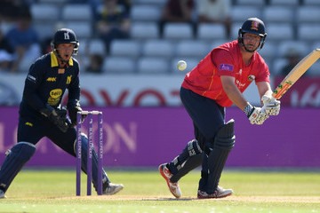 Jesse Ryder Warwickshire v Essex - Royal London One-Day Cup