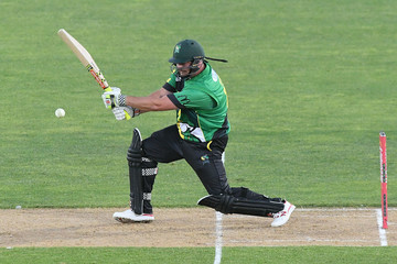 Jesse Ryder McDonalds Super Smash T20 - Central Stags v Otago Volts