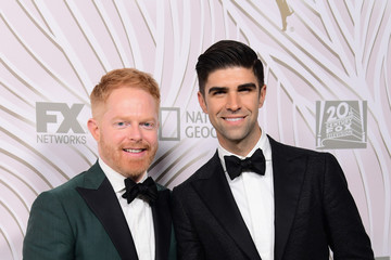 Jesse Tyler Ferguson FOX Broadcasting Company, Twentieth Century Fox Television, FX and National Geographic 69th Primetime Emmy Awards After Party - Arrivals