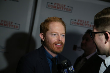 Jesse Tyler Ferguson 'Fully Committed' Broadway Opening Night - After Party