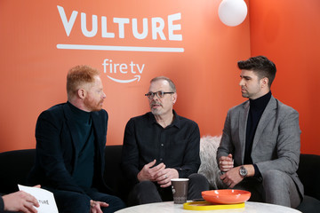 Jesse Tyler Ferguson Justin Mikita The Vulture Spot Presented By Amazon Fire TV 2020 - Day 3