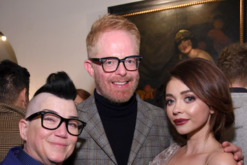 Jesse Tyler Ferguson Lea DeLaria Entertainment Weekly Celebrates Screen Actors Guild Award Nominees at Chateau Marmont sponsored by Maybelline New York - Inside