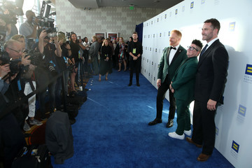 Jesse Tyler Ferguson Lea DeLaria The Human Rights Campaign 2019 Los Angeles Gala Dinner - Red Carpet