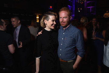 Jesse Tyler Ferguson 'Entertainment Weekly' and 'People' Celebrate the New York Upfronts - Inside