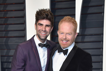 Jesse Tyler Ferguson 2017 Vanity Fair Oscar Party Hosted By Graydon Carter - Arrivals