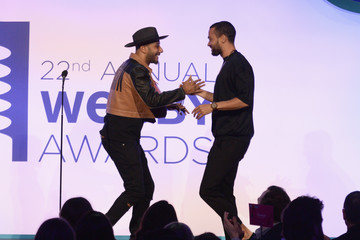 Jesse Williams The 22nd Annual Webby Awards - Inside