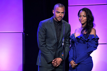 Jesse Williams The 42nd Annual Gracie Awards - Inside
