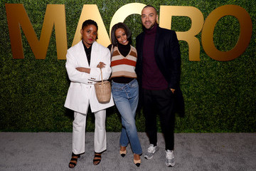 Jesse Williams MACRO Pre-Oscar Party 2020