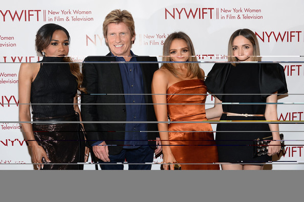 Arrivals at the 'Designing Women' Awards Gala