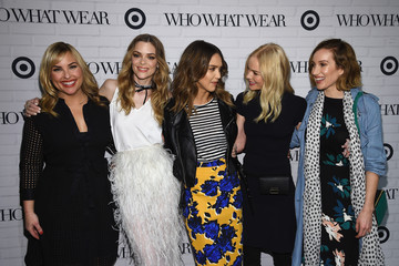 Jessica Alba Who What Wear x Target Launch Party