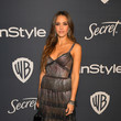 Jessica Alba The 2020 InStyle And Warner Bros. 77th Annual Golden Globe Awards Post-Party - Red Carpet