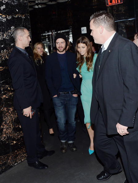 "Jessica Biel - Film District And Chrysler With The Cinema Society Premiere Of ""Playing For Keeps"" - After Party"