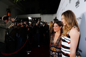 Jessica Biel Tracey Cunningham Marie Claire Hosts Inaugural Image Maker Awards - Red Carpet