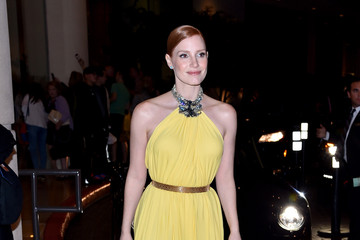 Jessica Chastain Arrivals at the American Cinematheque Award