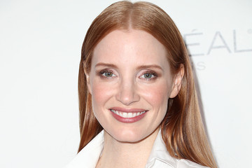 Jessica Chastain ELLE's 24th Annual Women in Hollywood Celebration - Arrivals
