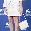 """Jessica Chastain """"Scenes From A Marriage"""" Photocall - The 78th Venice International Film Festival"""