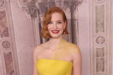 Jessica Chastain Social Ready Views Of New York Fashion Week September 2018