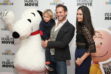 Jessica Ciencin Henriquez 'The Peanuts Movie' and Build-A-Bear Workshop Special Screening