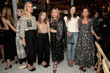 Jessica De Ruiter Jennifer Meyer Celebrates First Store Opening in Palisades Village At The Draycott With Gwyneth Paltrow And Rick Caruso