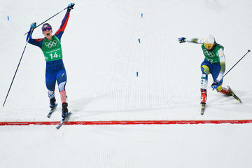 Jessica Diggins Cross-Country Skiing - Winter Olympics Day 12