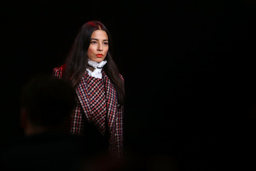 Jessica Gomes David Jones Spring Summer 18 Collections Launch - Media Rehearsal