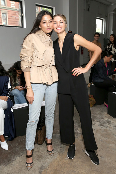 Dion Lee - Front Row - September 2018 - New York Fashion Week
