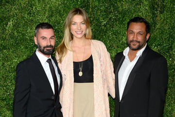 Jessica Hart 12th Annual CFDA/Vogue Fashion Fund Awards - Arrivals