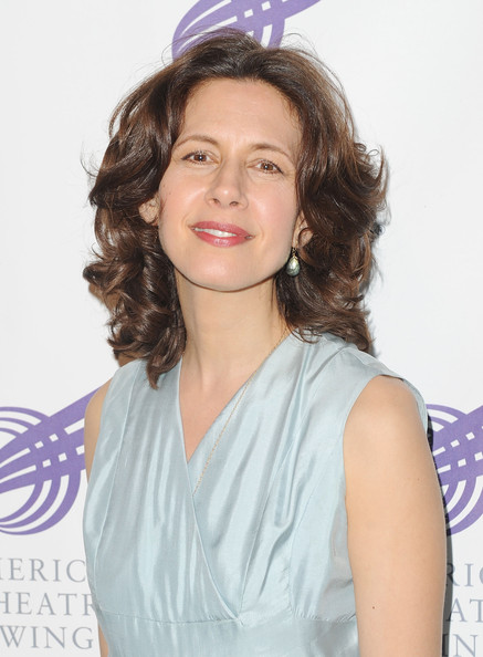 2010 American Theatre Wing Spring Gala [hair,hairstyle,beauty,shoulder,chin,lip,forehead,long hair,brown hair,smile,new york city,cipriani 42nd street,american theatre wing spring gala,jessica hecht]