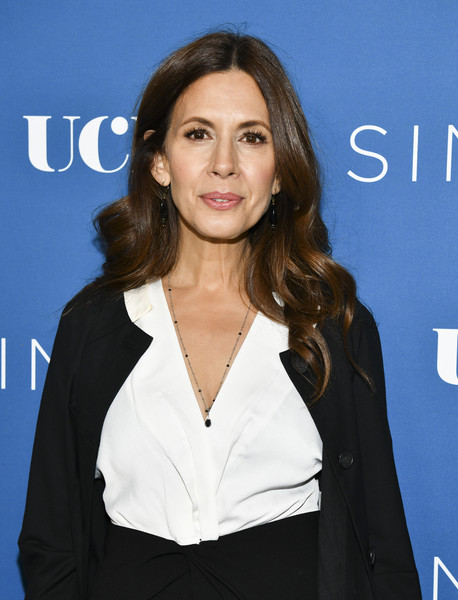 """Premiere Of USA Network's """"The Sinner"""" Season 3 - Red Carpet [red carpet,the sinner,hair,hairstyle,white-collar worker,long hair,premiere,television presenter,suit,layered hair,jessica hecht,west hollywood,california,usa network,the london west hollywood,premiere,season,jessica biel,the sinner,celebrity,premiere,red carpet,west hollywood,usa network,photograph,photography,season]"""