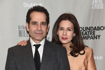 Jessica Hecht Arthur Miller's 'The Price' Broadway Opening Night