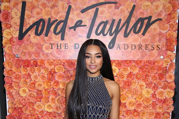Jessica Jarrell Lord & Taylor at Young Women's Honors