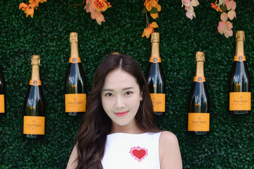Jessica Jung The Tenth Annual Veuve Clicquot Polo Classic - Arrivals