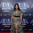 Jessica Mauboy 2020 ARIA Awards - Media Wall