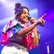 Jessica Mauboy 2020 Australian Open: 'Girls Day Out' / AO Music Relief Concert