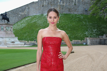 Jessica Michibata The Royal Marsden Celebrated in Windsor