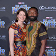 Jessica Oyelowo Premiere Of Disney And Marvel's 'Black Panther' - Arrivals