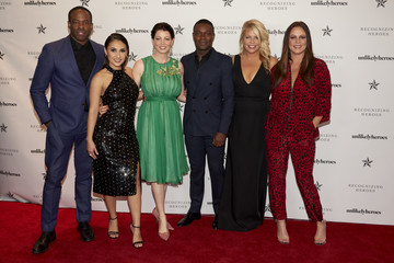 Jessica Oyelowo Unlikely Heroes 6th Annual Recognizing Heroes Charity Benefit