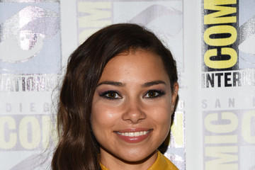 Jessica Parker Kennedy Comic-Con International 2018 - 'The Flash' Press Line