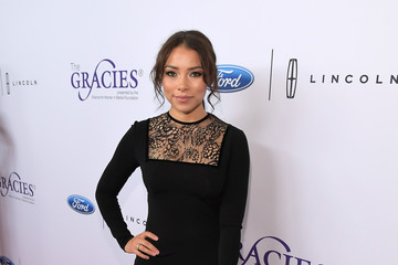 Jessica Parker Kennedy The 42nd Annual Gracie Awards - Red Carpet
