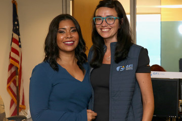 Jessica Pimentel Annual Charity Day Hosted By Cantor Fitzgerald, BGC and GFI - GFI Office - Inside