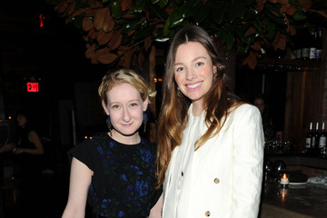 Jessica Sailer The Fashion Fund On Ovation NY Event