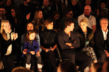 Jessica Sailer Lela Rose - Front Row - Fall 2013 Mercedes-Benz Fashion Week