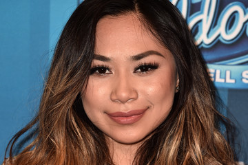 Jessica Sanchez FOX's 'American Idol' Finale For The Farewell Season - Arrivals