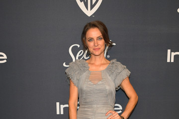 Jessica Stroup The 2020 InStyle And Warner Bros. 77th Annual Golden Globe Awards Post-Party - Red Carpet