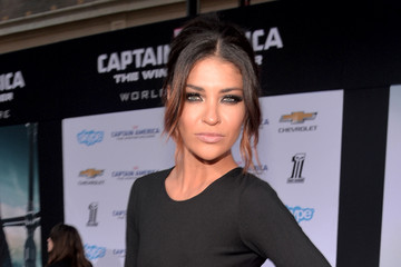 Jessica Szohr 'Captain America: The Winter Soldier' Premiere — Part 2